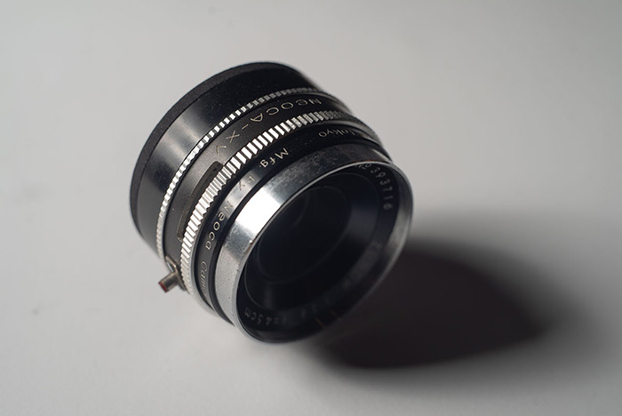 3D Printed Lens Mount Adapter: ZUNOW 1:2.8 f=4.5cm to Leica-L